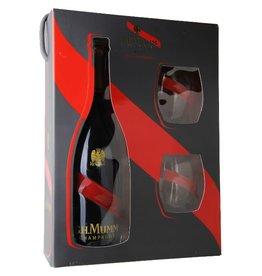 Mumm Champagne Mumm Grand Corton Brut NV Gift Set