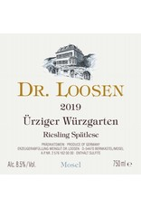Dr Loosen Dr. Loosen Ürziger Würzgarten Riesling Spatlese, Mosel 2019