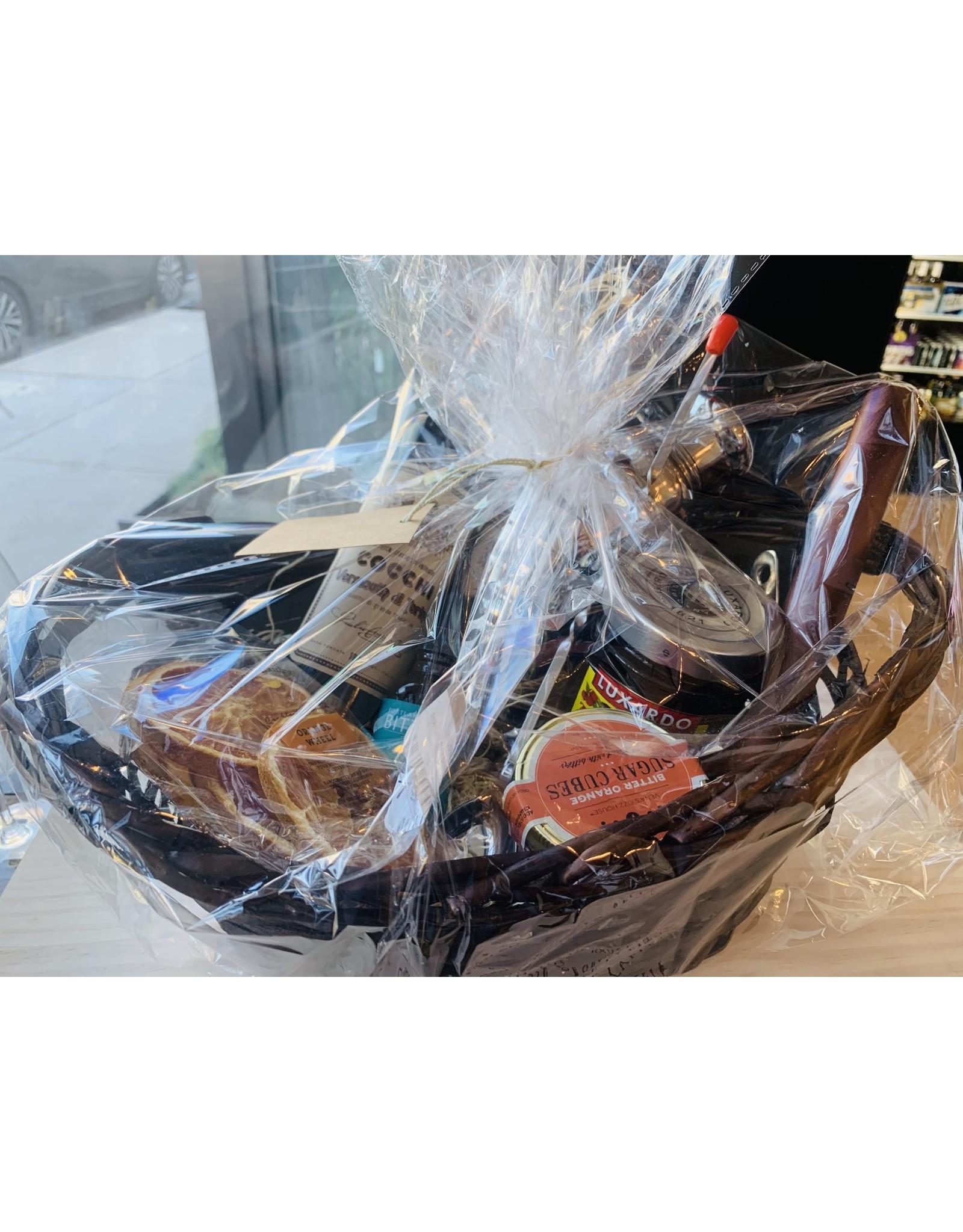 BottleHouse Manhattan/Old Fashioned Gift Basket