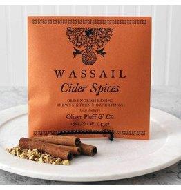 Oliver Pluff & Co Oliver Pluff Cider Spices