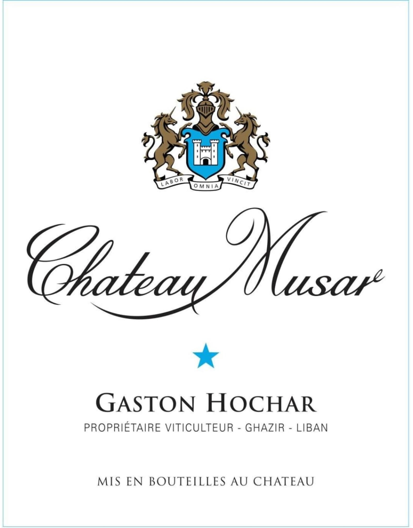 Chateau Musar Chateau Musar Blanc, Beska Valley, Lebanon 2012