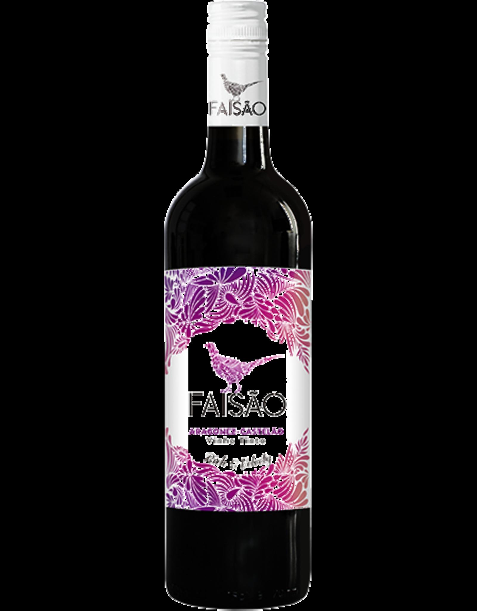 Faisāo Vinho Tinto, Vinho Regional Tejo 2018