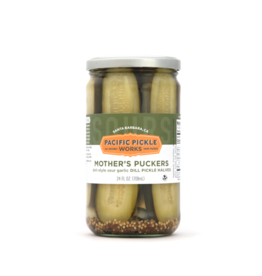 Pacific Pickle Works Pacific Pickle Works Mother's Puckers