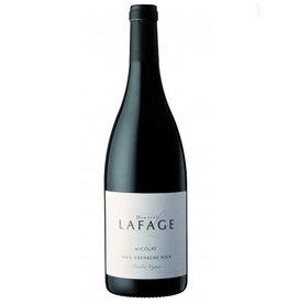 Domaine Lafage Domaine Lafage Nicolas Rouge, Cotes Catalans 2018