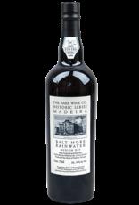 Rare Wine Company Rare Wine Company Baltimore Rainwater Madeira
