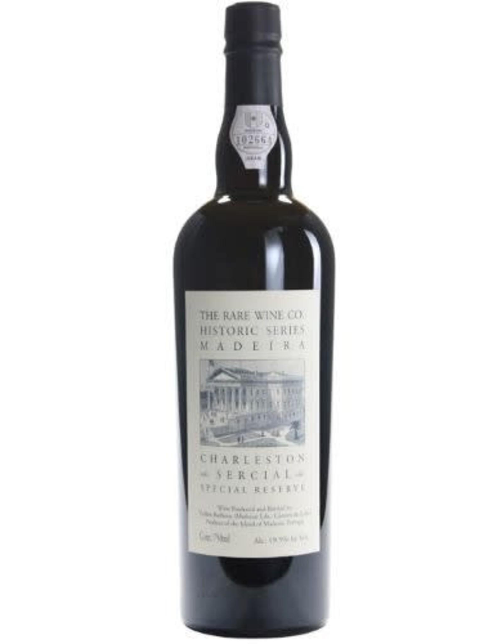 Rare Wine Company Rare Wine Company Charleston Sercial Madeira