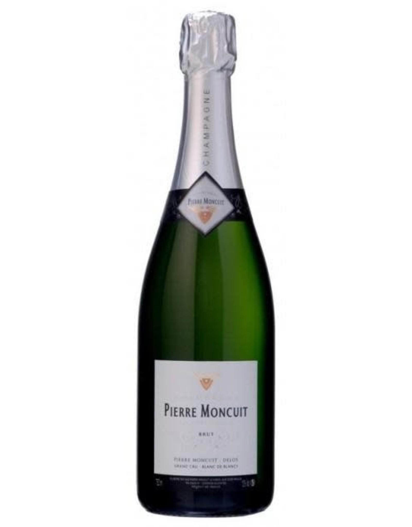 Pierre Moncuit Champagne Pierre Moncuit Blanc de Blancs Grand Cru Delos NV