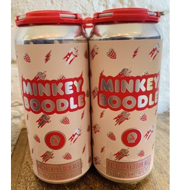Thin Man Brewing Thin Man Minkey Boodle Raspberry Sour Ale