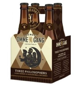 Ommegang Ommegang Double Chocolate Three Philosophers Quadrupel Ale