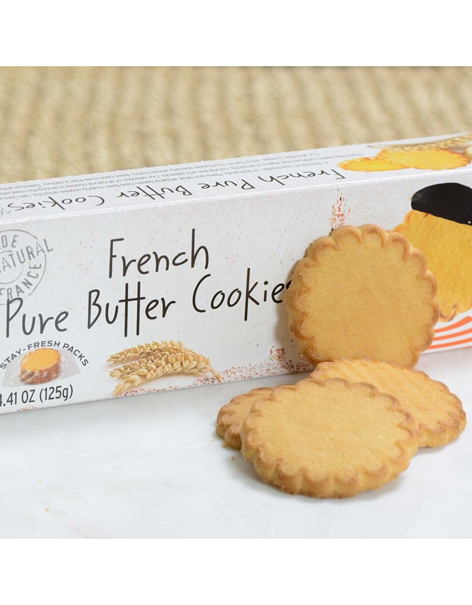 Pierre Biscuiterie Pierre Biscuiterie French Pure Butter Cookies