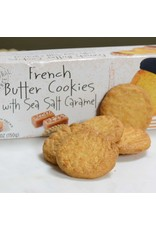 Pierre Biscuiterie Pierre Biscuiterie French Butter Cookies with Sea Salt & Caramel
