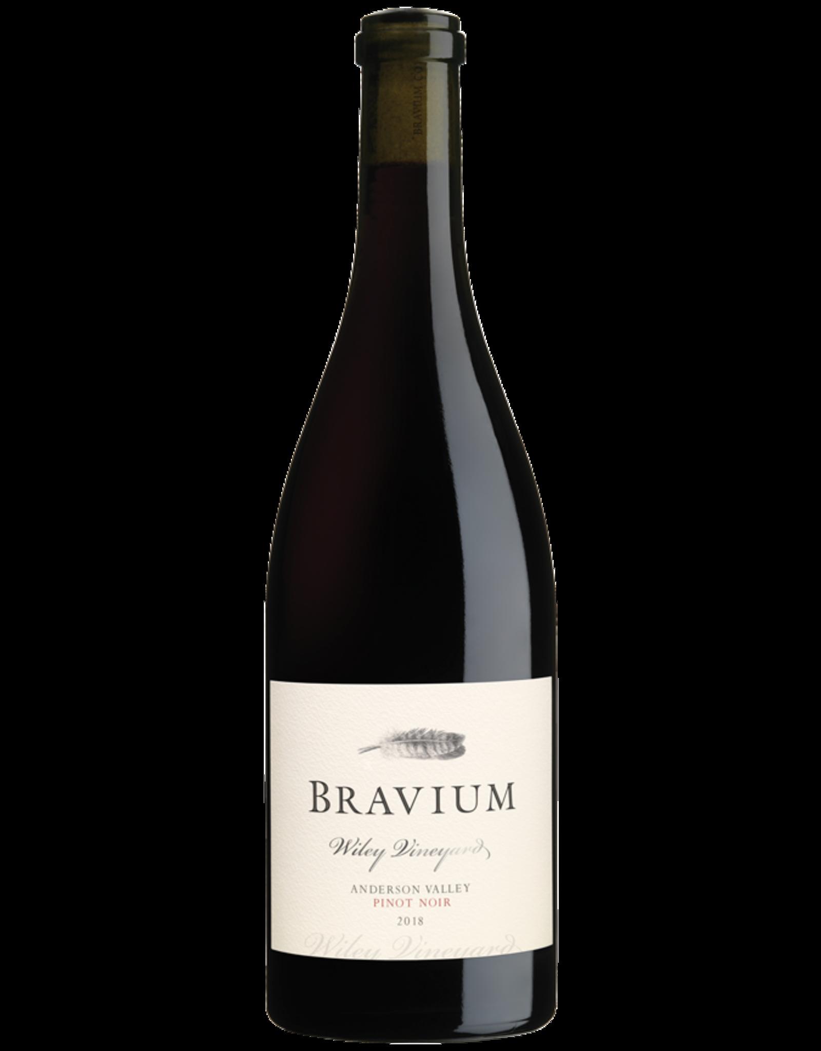 Bravium Bravium Wiley's Vineyard Pinot Noir, Anderson Valley 2018