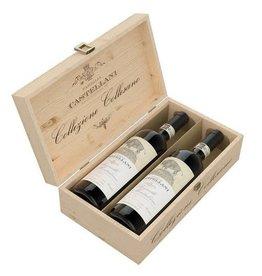 Castellani Castellani Brunello di Montalcino 2 Bottle Gift Set 2010