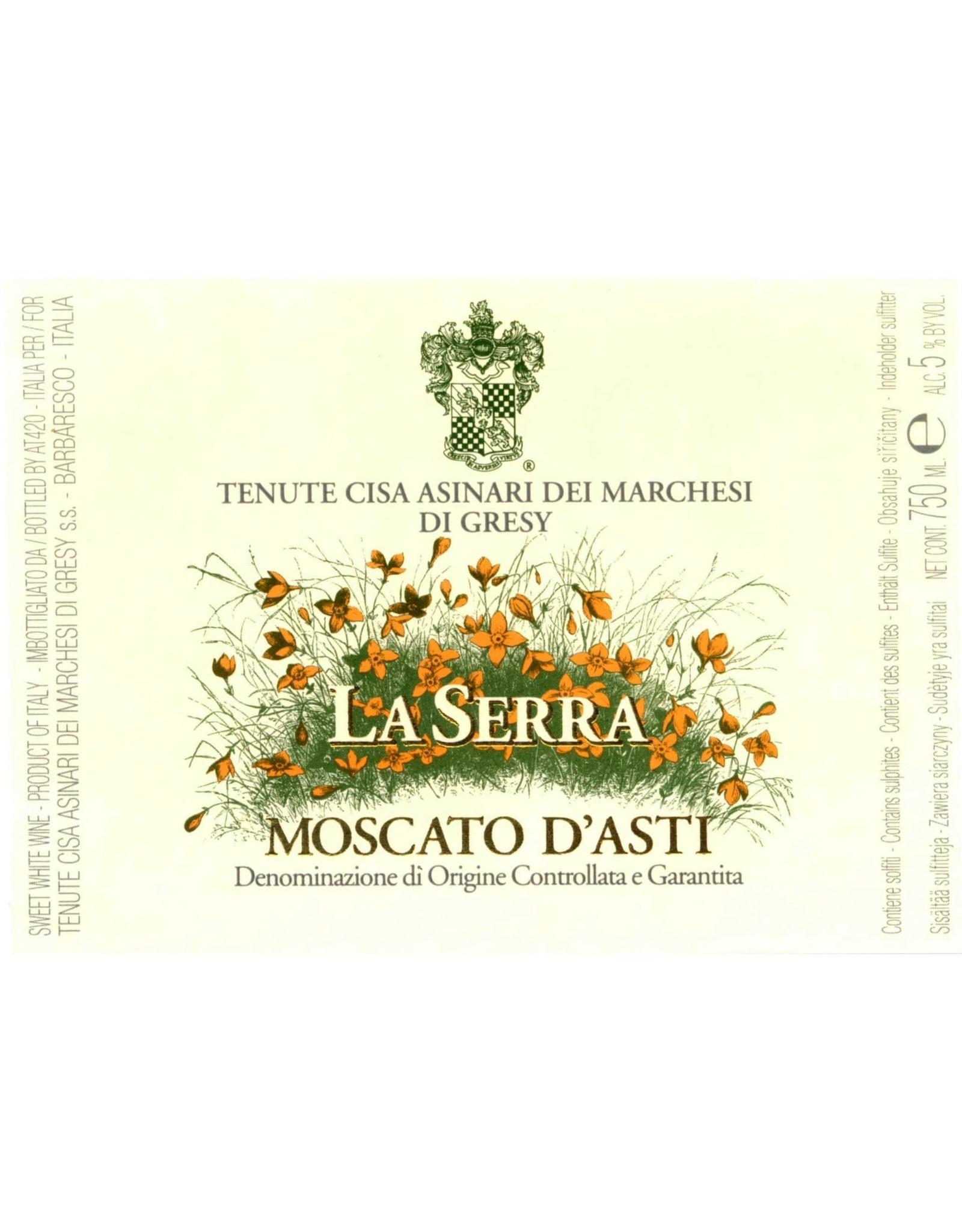 Tenute Cisa Asinari dei Marchesi di Gresy La Serra Moscato d'Asti 2019