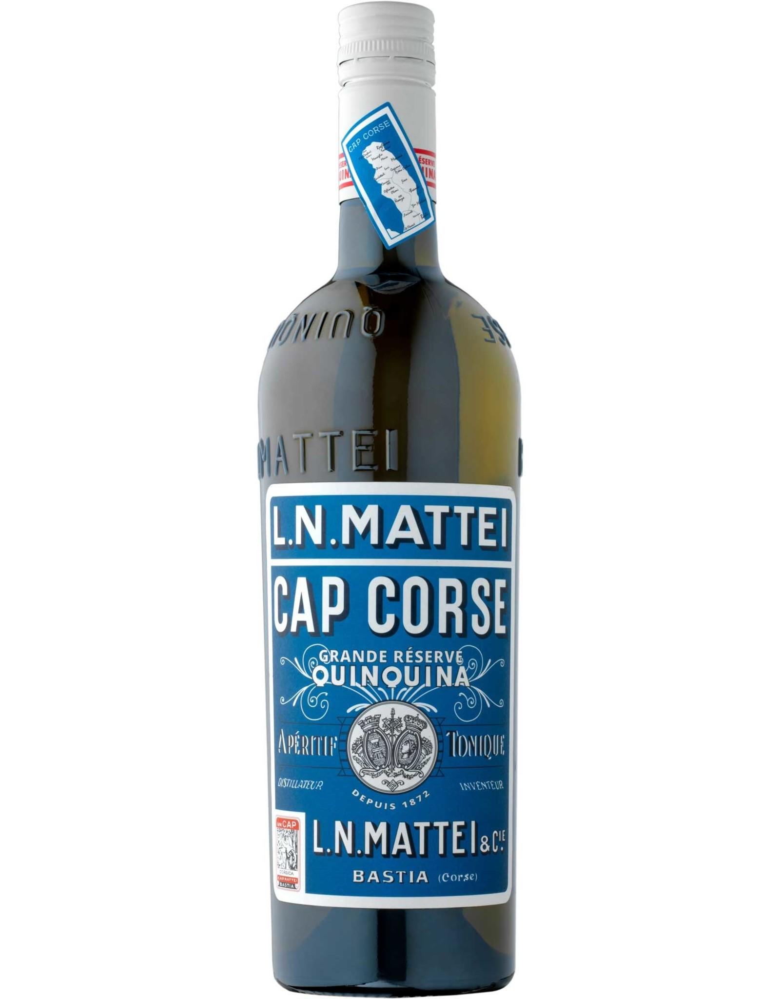 L.N. Mattei L.N. Mattei Cap Corse Quinquina Blanc