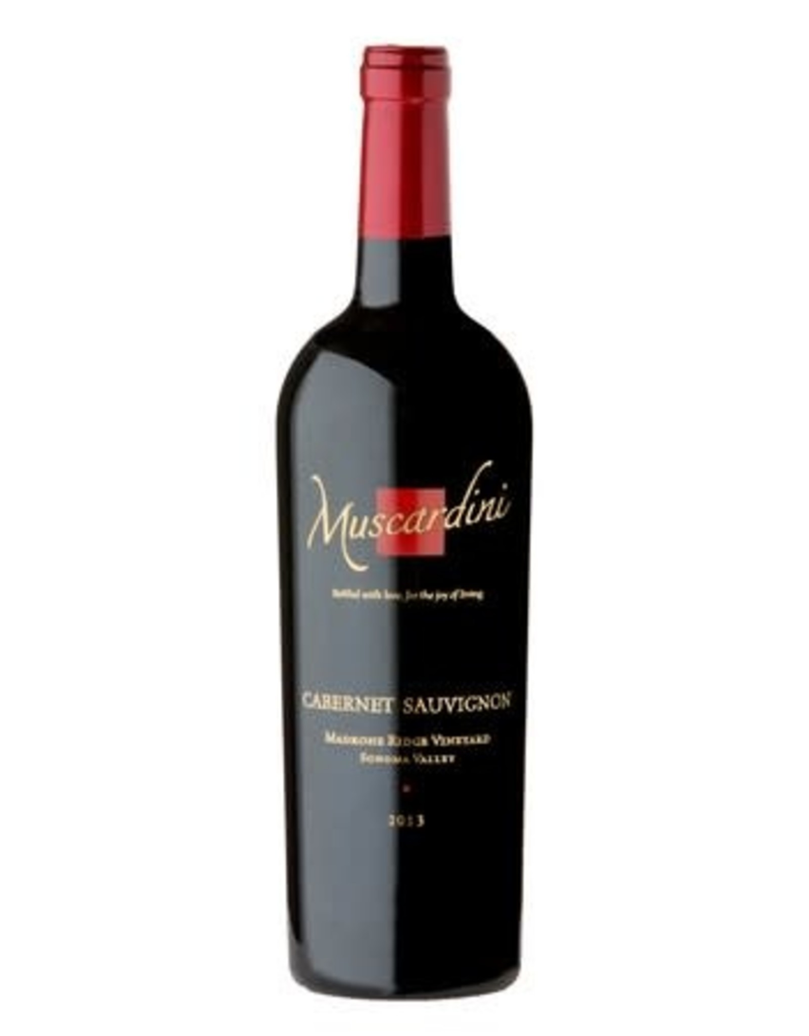 Muscardini Muscardini Madrone Vineyard Cabernet Sauvignon, Sonoma County 2015