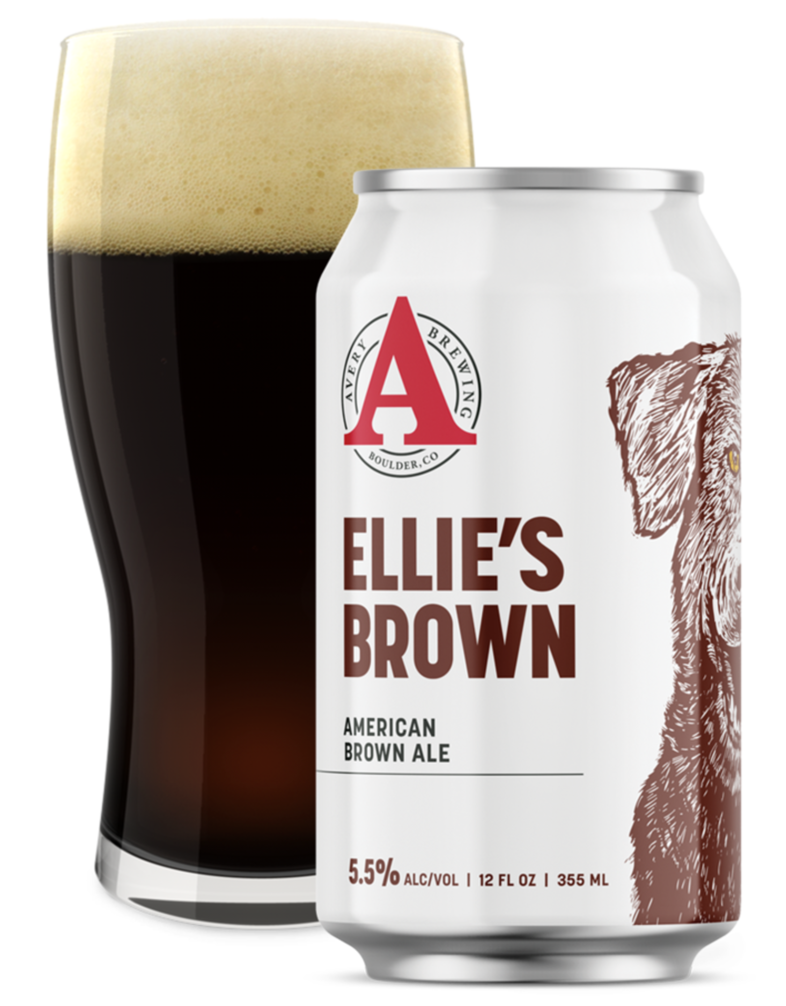 Avery Brewing Avery Brewing Ellie's Brown Ale