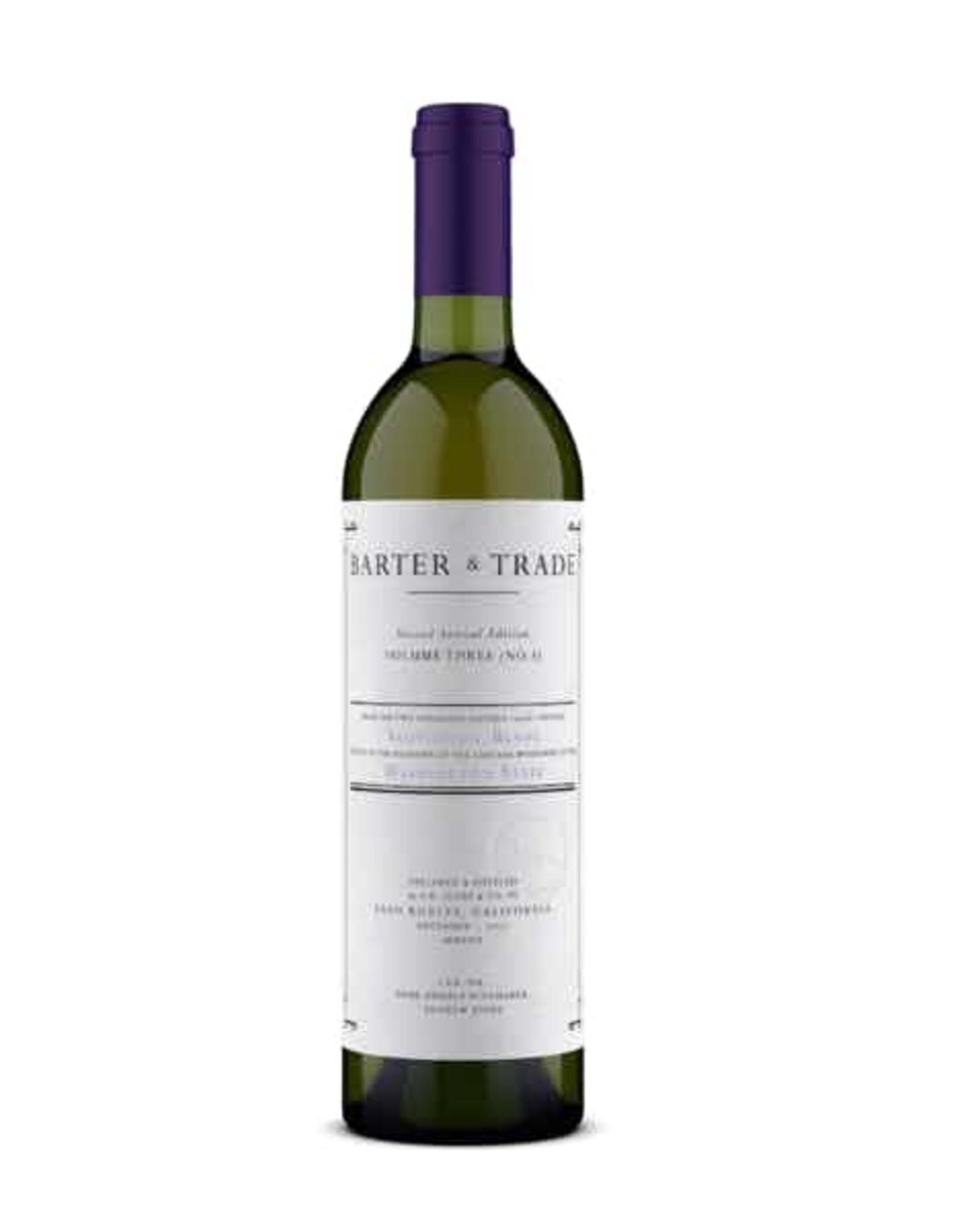 Barter & Trade Barter & Trader Sauvignon Blanc Edition 4 Volume 3