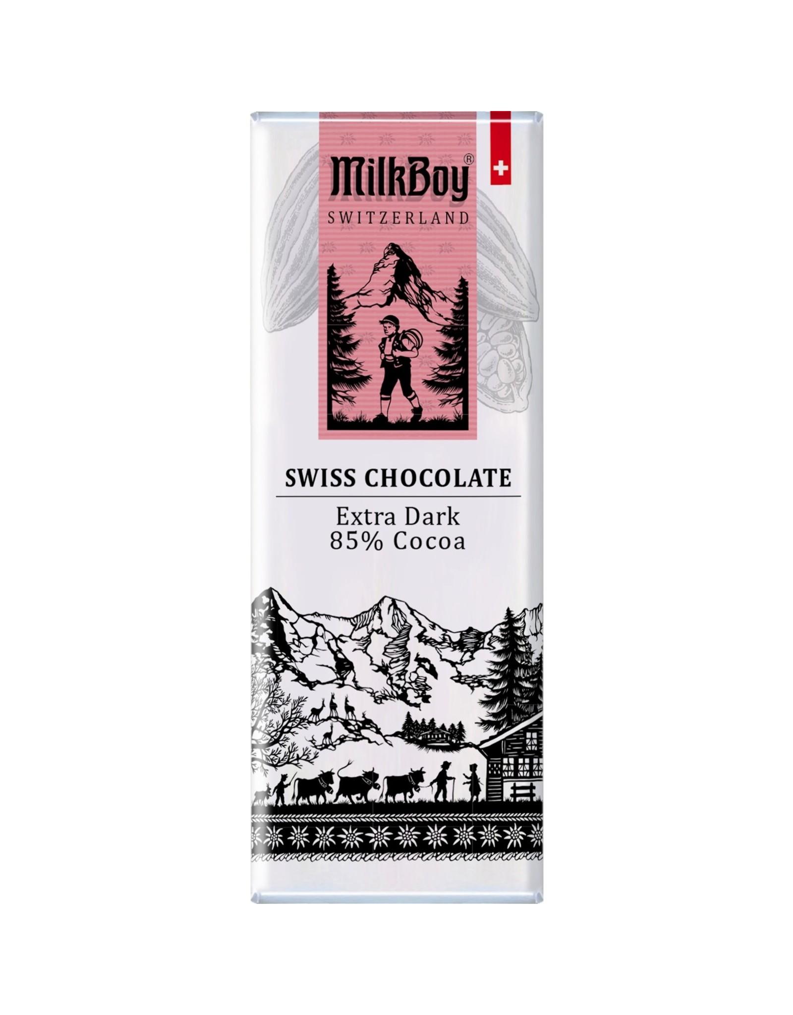 Milk Boy MilkBoy Extra Dark Swiss Chocolate 1.4oz