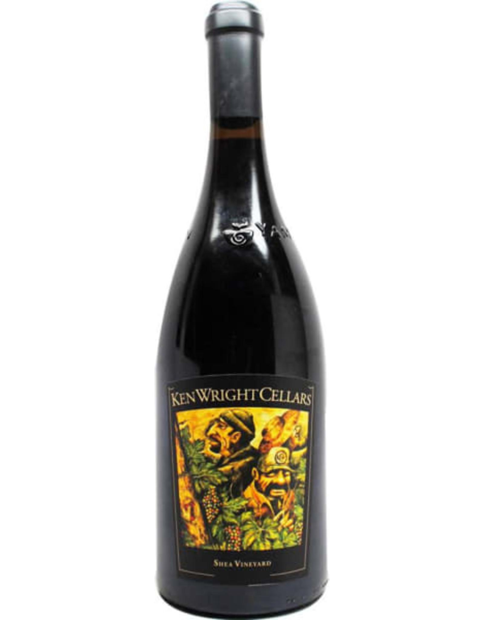 Ken Wright Cellars Ken Wright Shea Vineyard Pinot Noir, Yam-Hill Carlton 2017