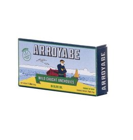 Arroyabe Arroyabe Anchovies in Olive Oil