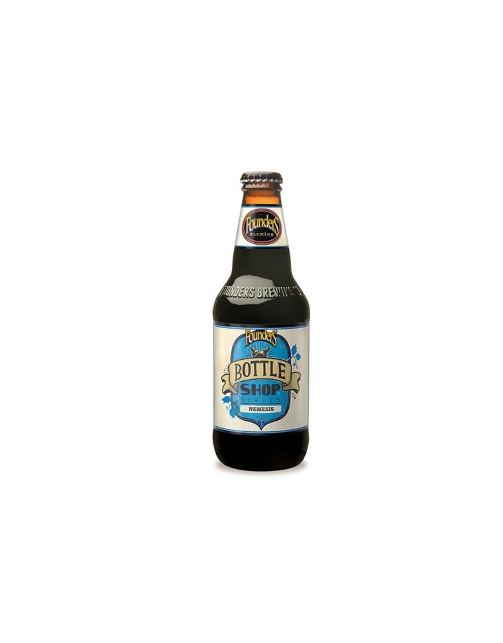 Founders Founder's Bottle Shop Series, Nemesis Barleywine-Style Ale