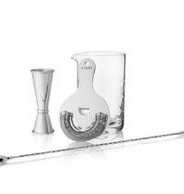Viski Viski Professional: Mixologist Barware Gift Set