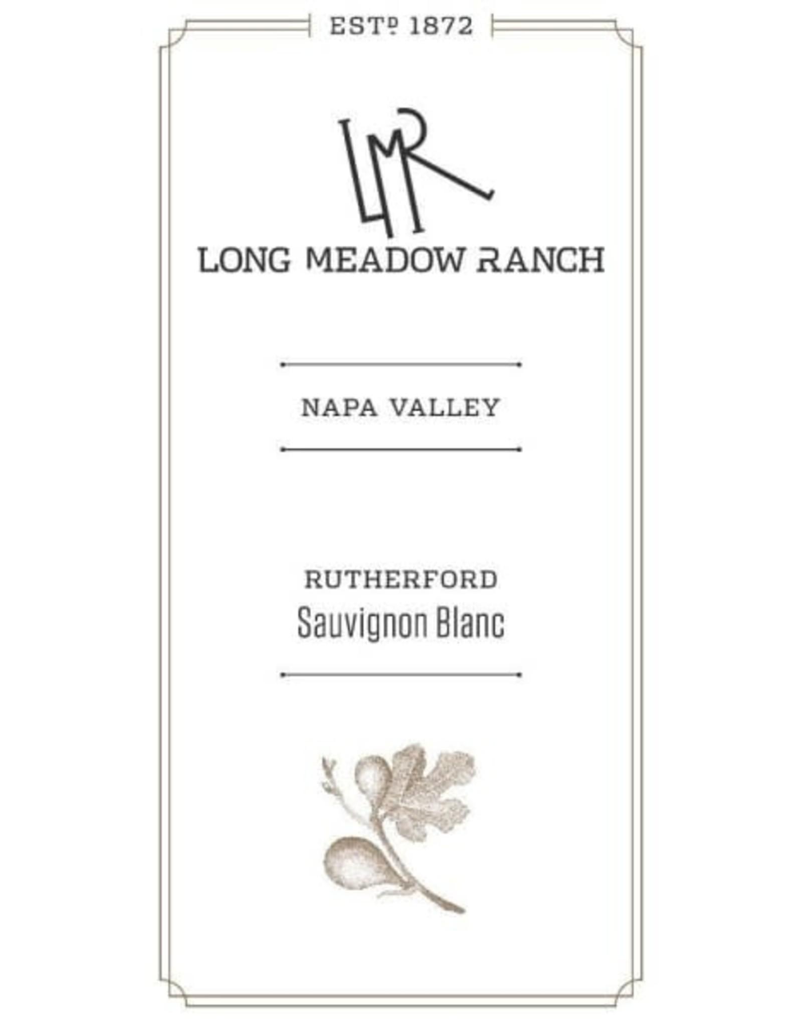 Long Meadow Ranch Long Meadow Ranch Sauvignon Blanc, Rutherford 2018