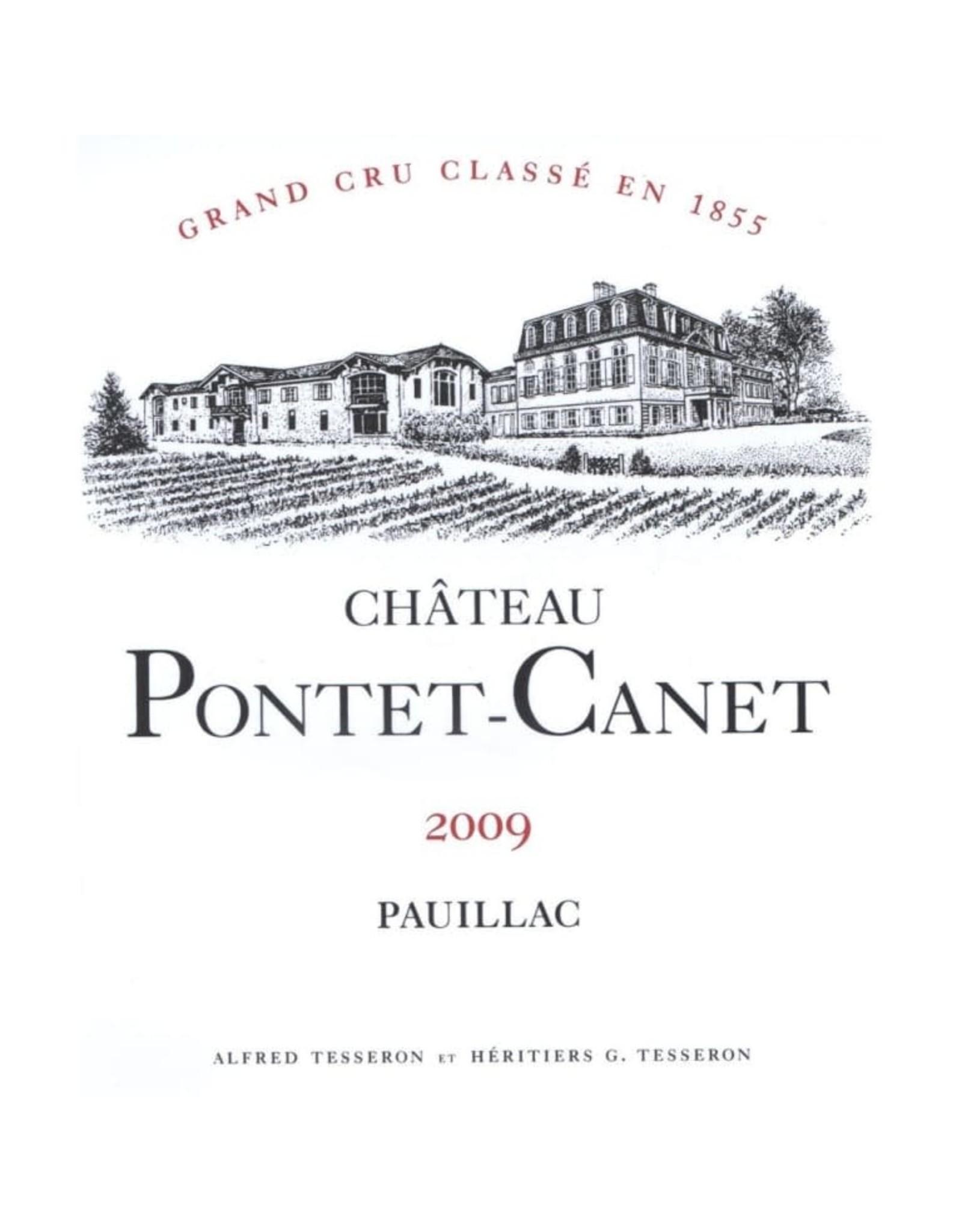 Chateau Pontet Canet Chateau Pontet-Canet, Pauillac 2009