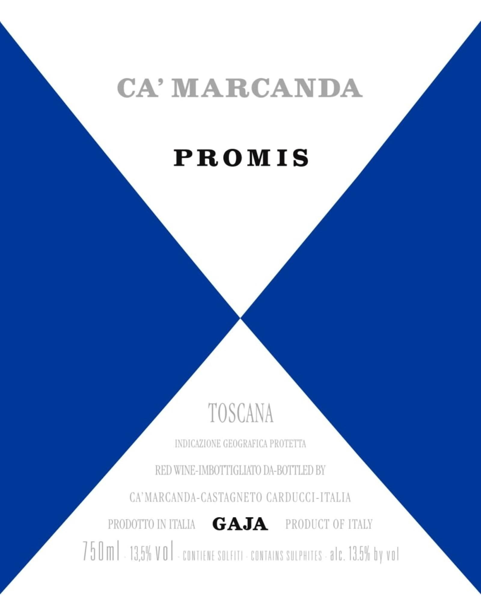 Gaja Gaja Ca' Marcanda Promis Toscana 2018
