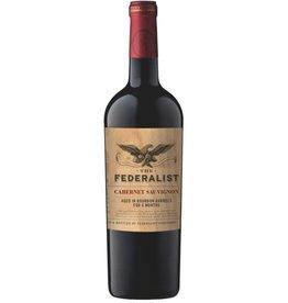 The Federalist The Federalist Bourbon Barrel Cabernet Sauvignon, Lodi 2017