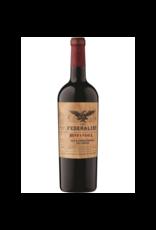 The Federalist Federalist Bourbon Barrel Zinfandel, Mendocino 2017