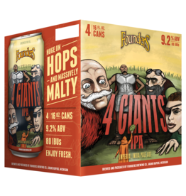 Founders Founders 4 Giants Imperial IPA