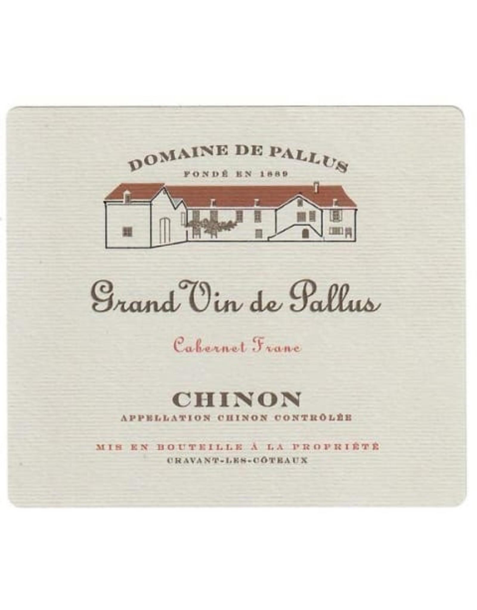 Domaine de Pallus Domaine de Pallus Les Pensées de Pallus Chinon 2016