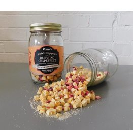 Vena's Fizz House Vena's Fizz House Spirit Sipper Blushing Grapefruit Infusion Jar