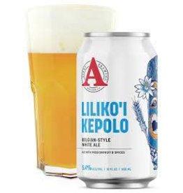 Avery Brewing Avery's Liliko'i Kepolo White Ale