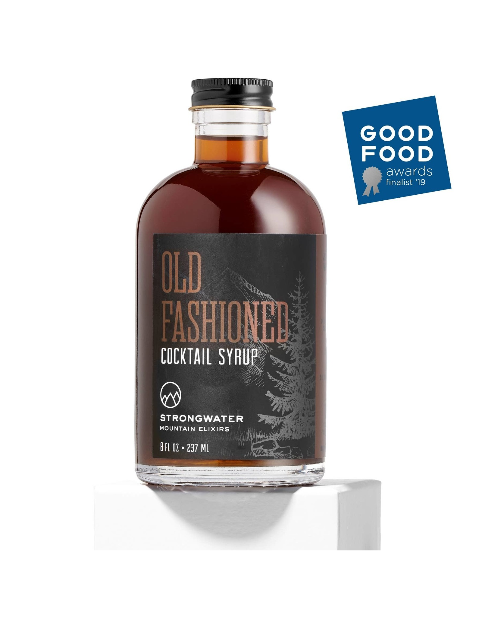 Strongwater Strongwater Old Fashioned Cocktail Syrup