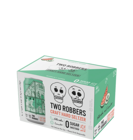 Two Robbers Two Robbers Craft Hard Seltzer, Watermelon Cucumber