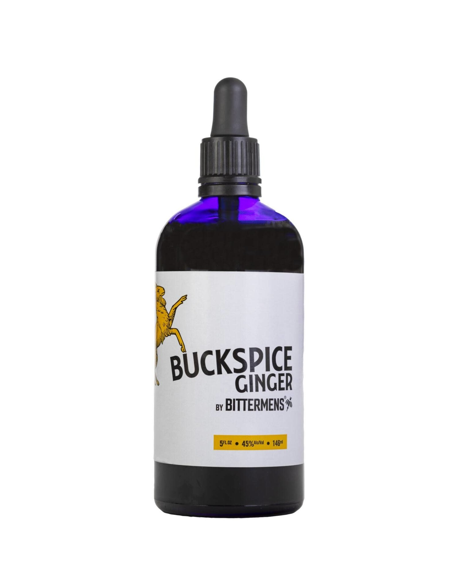 Bittermens Bittermens Buckspice Ginger Bitters
