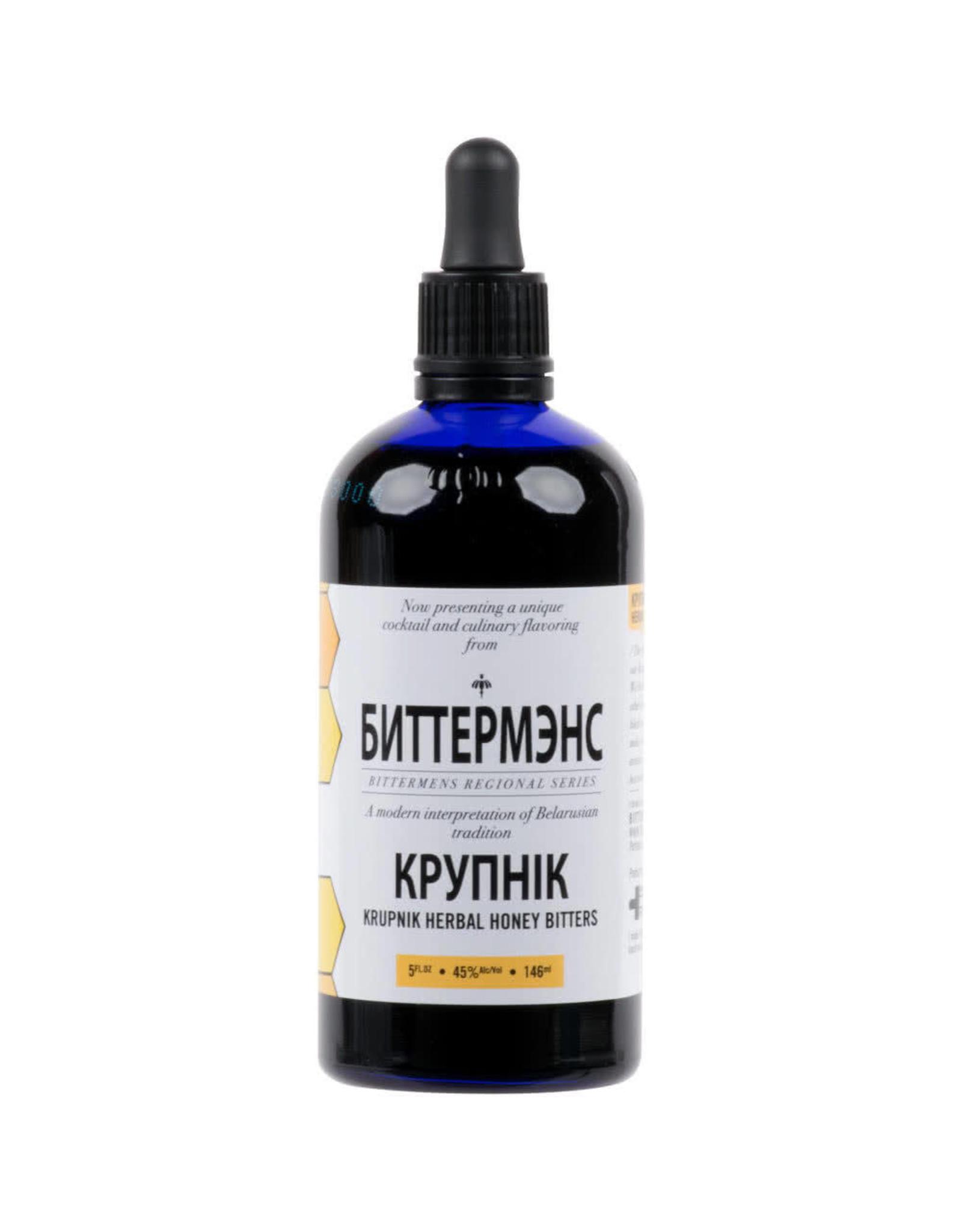 Bittermens Bittermens Krupnik Herbal Honey Bitters