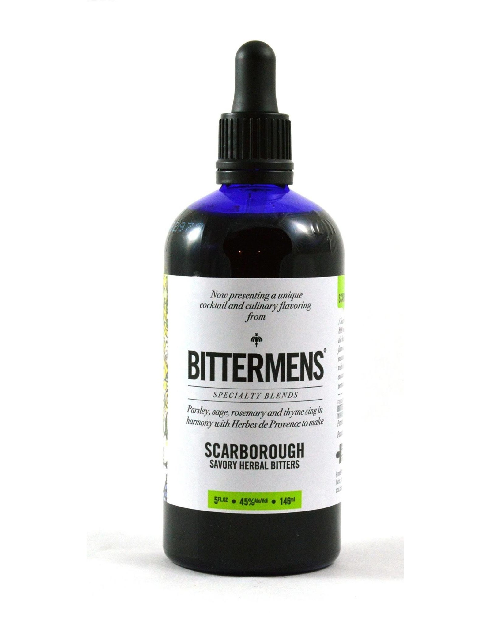 Bittermens Bittermens Scarborough Savory Herbal Bitters