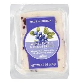 Sommerdale Somerdale Wensleydale & Blueberries 5.3oz