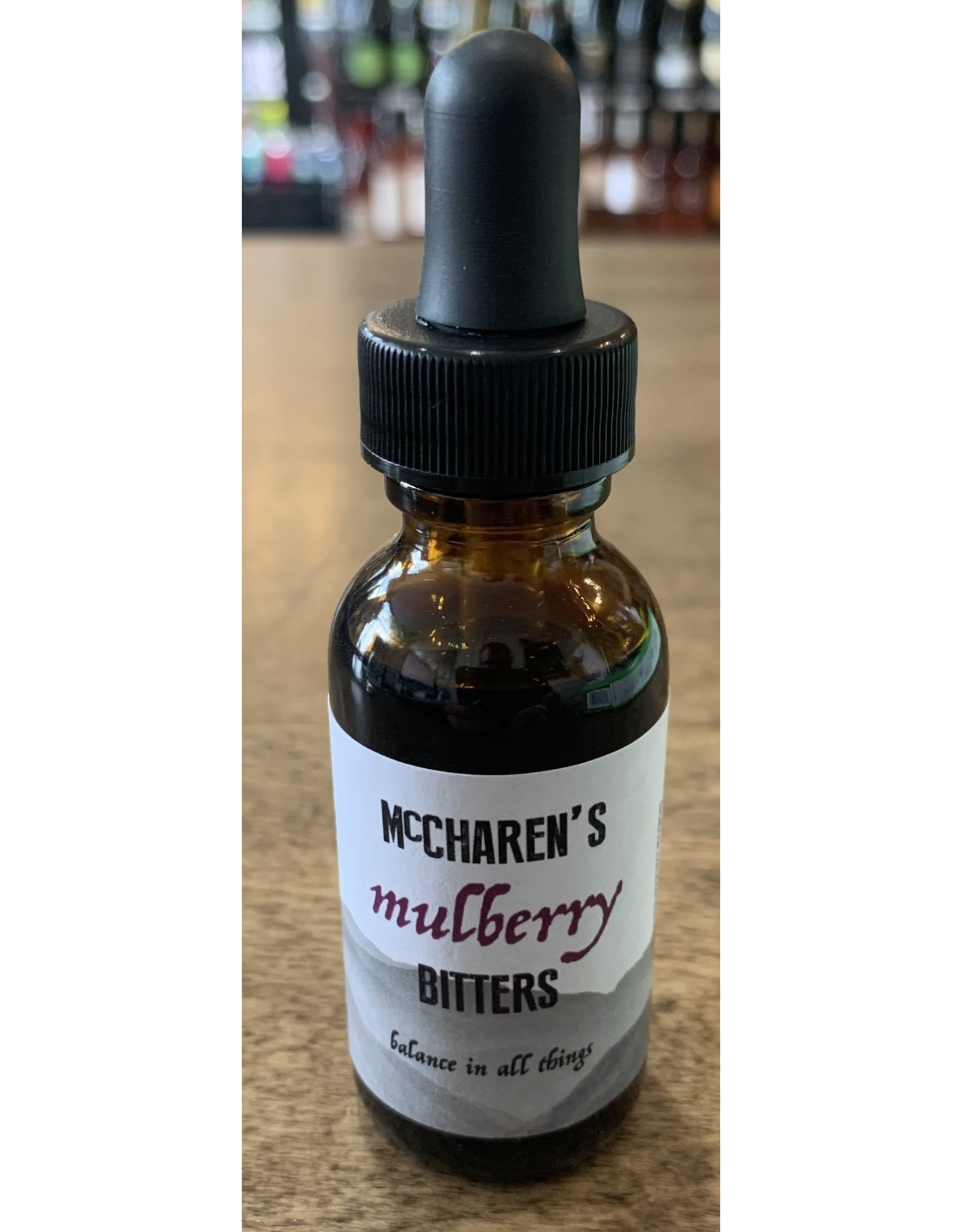 Mc Charen's McCharen's Mulberry Bitters
