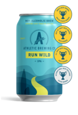 Athletic Athletic Brewing Co. Run Wild NA IPA 12 Pack