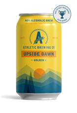 Athletic Athletic Brewing Co. Upside Dawn Golden Ale 12 Pack