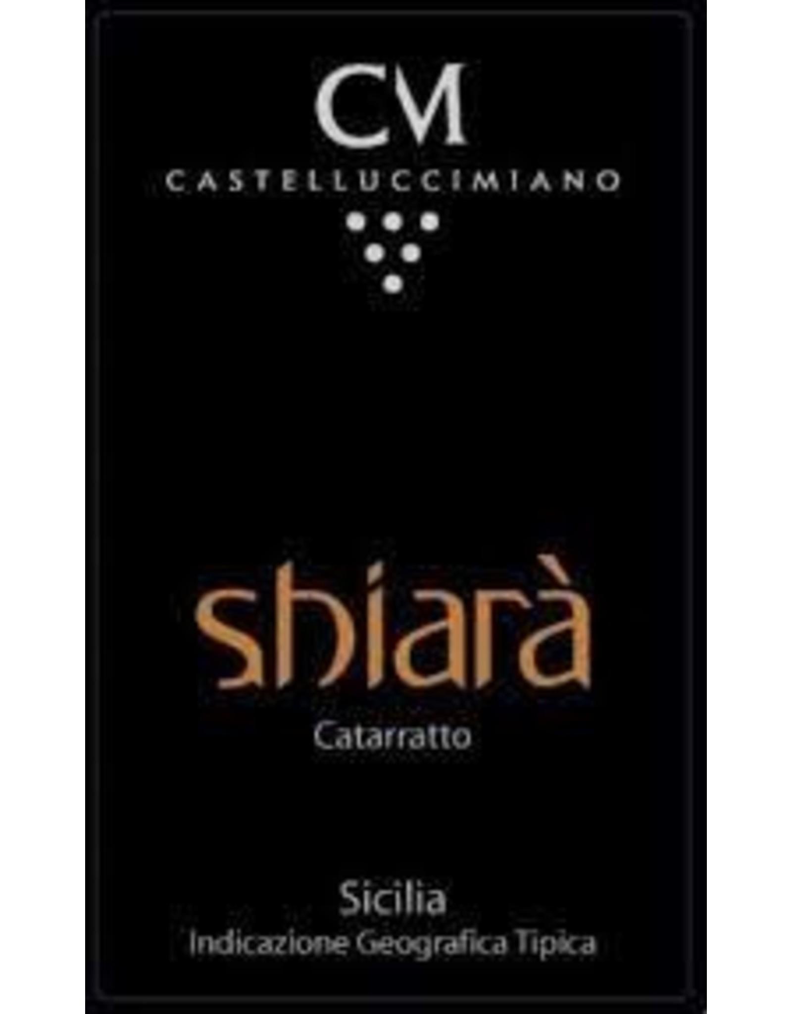 """CastellucciMaino CastellucciMaino """"Shiara"""" Catarratto, Sicily 2018"""