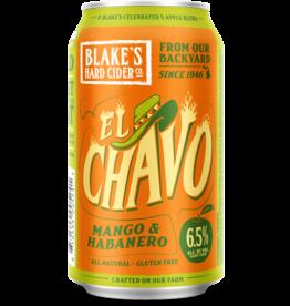 Blake's Blake's Hard Cider, El Chavo Mango & Habanero