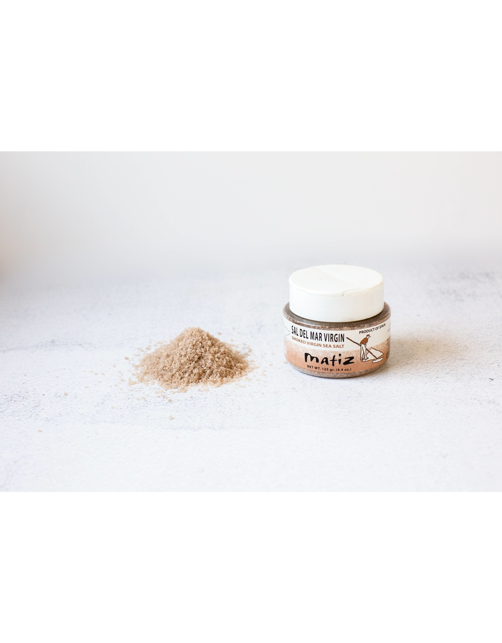 Matiz Matiz Smoked Virgin Sea Salt
