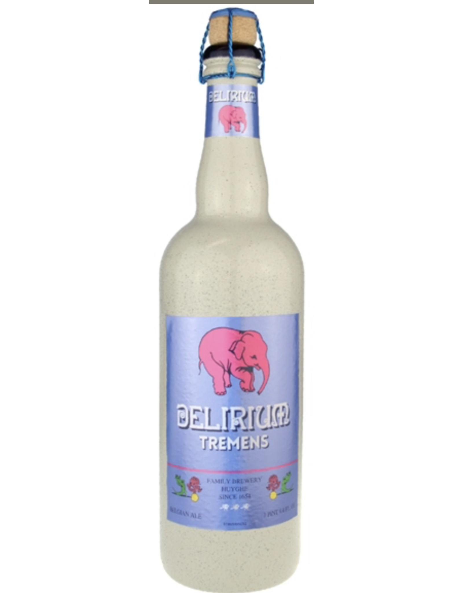 Delirium Tremens Delirium Tremens Belgian Ale 25.4 oz