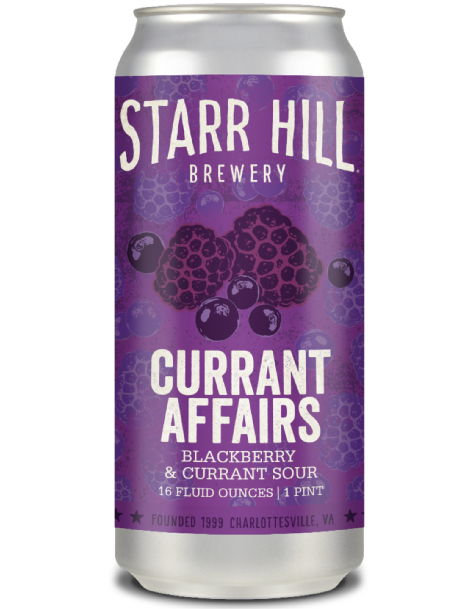 Starr Hill Starr Hill Currant Affairs Blackberry & Currant Sour